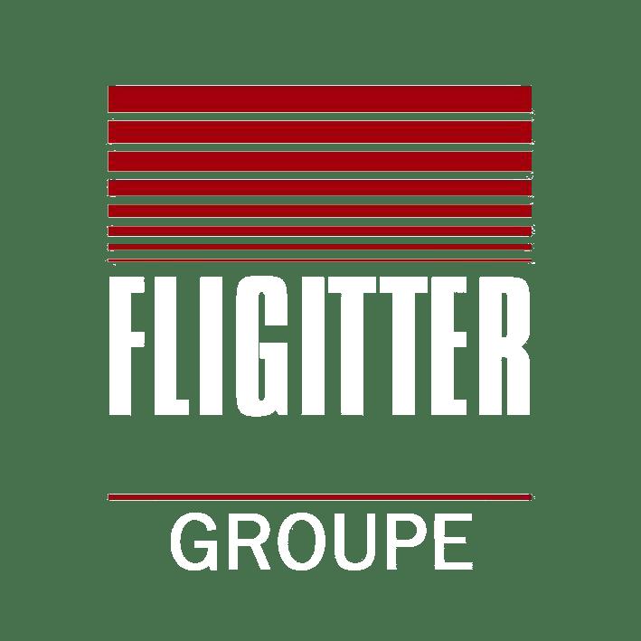 logo blanc fligitter